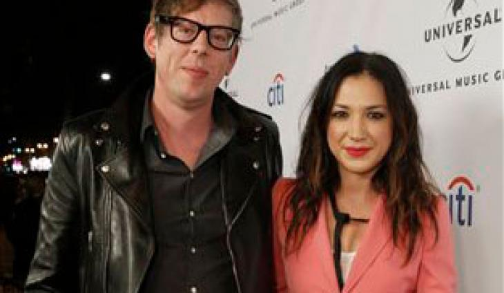 Michelle Branch & Black Keys' Patrick Carney Tie the Knot in New Orleans