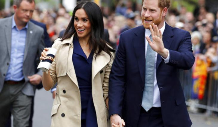 Harry & Meghan May Spend 4 Months a Year in Africa