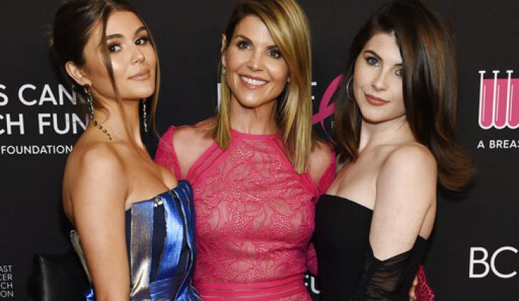 Lori Loughlin Is Worried Her Daughters Could Face Charges